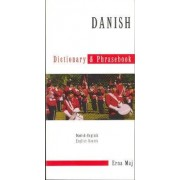 Danish-English/English-Danish Dictionary and Phrasebook by Erna Maj
