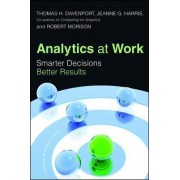 Analytics at Work by Thomas H. Davenport
