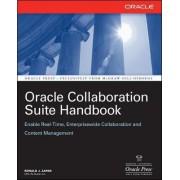 Oracle Collaboration Suite Handbook by Ronald J. Zapar