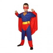 Aster Superman - przebrania i kostiumy dla dzieci - 122 - 128 cm