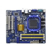 ASRock N68C-GS FX - Carte-mère - micro ATX - Socket AM3+ - GeForce 7025 - Gigabit LAN - carte graphique embarquée - audio HD (6 canaux)