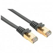 Cablu de retea STP Cat5e HAMA, 3m, gri