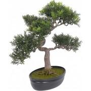 Fun & Feest Kunstplant Kunst bonsai boompje