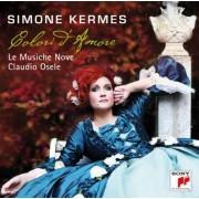 Simone Kermes - Colori d' Amore (0886977892028) (1 CD)