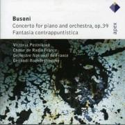 F Busoni - Concerto Op.39/ Fantasia C (0825646439027) (2 CD)