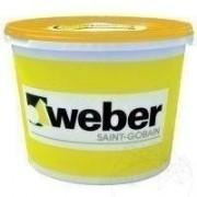 Tencuiala decorativa ultrapermeabila - Weber.Pas Topdry 25 KG