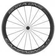 Campagnolo Bora One 50 Tubular Wheelset - Dark Label - Campagnolo