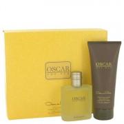 Oscar De La Renta Oscar Eau De Toilette Spray 3.4 oz / 100 mL & Hair & Body Wash 6.7 oz / 200 mL Gift Set Men's Fragrances 52529