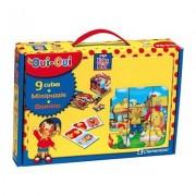 Cubes Et Domino - Mini Edu-Kit Oui-Oui