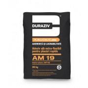 Adeziv AM 19 alb extra flexibil rapid