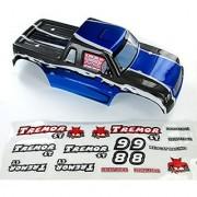 Redcat Racing Tremor ST Truck Body Blue
