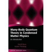 Many-body Quantum Theory in Condensed Matter Physics by Henrik Bruus