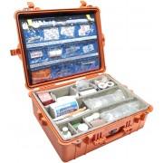 Pelican 1600 EMS Case (Orange)