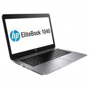 HP EliteBook 1040 i5-5200U 14 8GB/256 PC Core i5-5200U, 14.0 FHD AG LED UWVA, UMA, Webcam, 8GB DDR3 RAM, 256GB SSD, AC, BT, 6C Battery, Win 10 PRO 64 DG Win 7 64, 3yr (1yr+2yr extension)