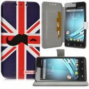 Etui Universel Xl Motif Kj22 Pour Smartphone Wiko Tommy 2 Plus