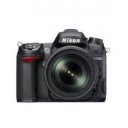 Nikon D7000 16.2MP Digital SLR Camera (Black) with AF-S 18-105mm VR II Kit Lens and Card, Camera Bag