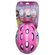 STAMP - DISNEY - PRINCESS - K880507 - Vélo et Véhicule pour Enfant - Set: Casque + Coudières et Genouillères - Princess Disney