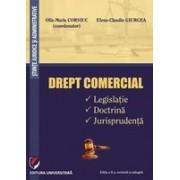 DREPT COMERCIAL. Legislatie. Doctrina. Jurisprudenta