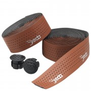 Deda Leather Bar Tape - Brown - One Size
