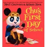 Chu's First Day of School by Neil Gaiman