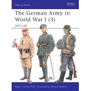 The German Army in World War I: v. 3 by Nigel Thomas