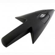 Mouse ottico USB a forma di FRECCIA - Arrow NERO