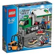 Lego City Cargo Truck 60020