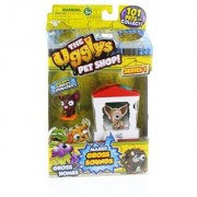 The Ugglys Pet Shop! Series 1 Gross Homes Bone Home with Exclusive Chucky Chihuahua