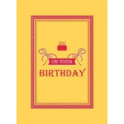 On Your Birthday by Summersdale