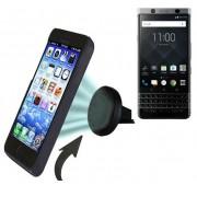 Détenteur Universal Pour Blackberry Keyone. Mini Ventilation Holder Pour La Voiture Support De Grille, Magnétique Air Vent Mount Titulaire De Smartphone - K-S-Trade (Tm)