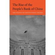 The Rise of the People's Bank of China by Stephen Bell