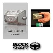 Gatelock CANCELLI - Lacat Profesional cu Piston