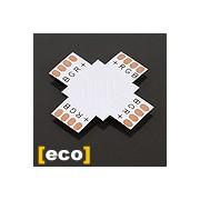 Elosztó elem , PCB , 5050-es LED szalaghoz , RGB , L, T vagy X elosztáshoz