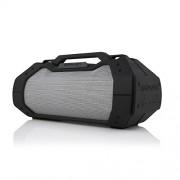 BRAVEN BRV-XXL Large Portable Wireless Bluetooth Speaker [Waterproof][Outdoor] Built-In 15,600mAh Powerbank USB Charger - Black/Titanium