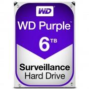 Western Digital WD Purple, 3.5', 6TB, SATA/600, 64MB cache