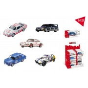 Die Cast Assortiment Véhicule Vintage Racing 1:43