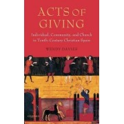 Acts of Giving by Pro-Provost European Affairs and Professor of History Wendy Davies
