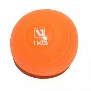 Medicine Ball para Exercícios - Soft Ball - 1 Kg