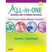 All-in-One Nursing Care Planning Resource by Pamela L. Swearingen