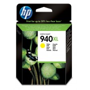 HP 940XL Yellow Officejet Ink Cartridge Use in selected Officejet Pro printers