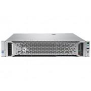 HPE ProLiant DL180 Gen9 E5-2603v3 1.6GHz 6-core 1P 8GB-R B140i 4LFF N SATA 550W PS Entry Server