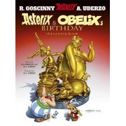 Asterix and Obelix's Birthday by Rene Goscinny