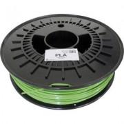 3D nyomtató szál German RepRap 100324 PLA műanyag 1.75 mm Zöld 750 g (1339449)