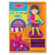 Melissa & Doug Molly Magnetic Dress-Up - 5160
