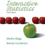 Interactive Statistics by Brenda Gunderson
