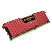 Corsair Vengeance LPX Red DDR4 3000MHz 32GB (CMK32GX4M2B3000C15R)