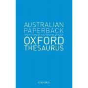 Australian Oxford Paperback Thesaurus by Anne Knight
