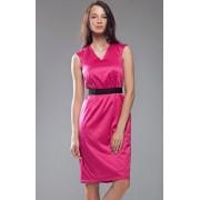 Sukienka s24 (różowy)