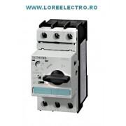 Motorstarter pentru Protectie motor Disjunctor Siemens P= 0,75KW, 3RV1021-1CA10, Gabarit S0, Ir= 1,8A ... 2,5A