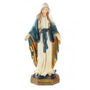 Atelier Goldner Schnitt: Madonna-Figur weiß unisex